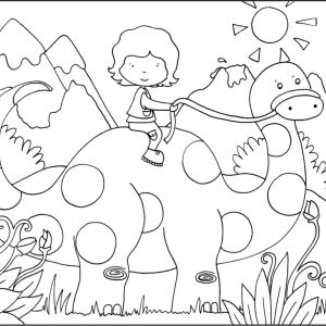 childrens colouring insert
