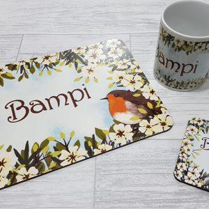 robin white set