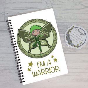 Chronic illness warrior green