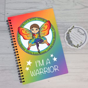 chronic illness warrior rainbow